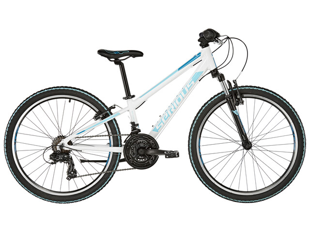 "Serious Rockville 24"" White-Blue"